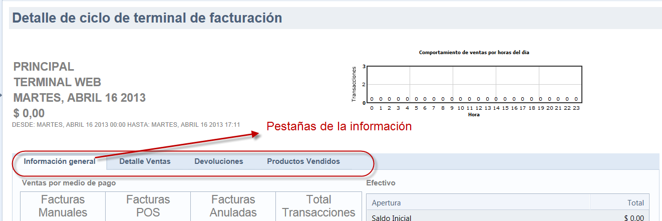 infogeneral terminalfacturacion